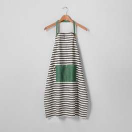 Striped Apron, Hearth & Han