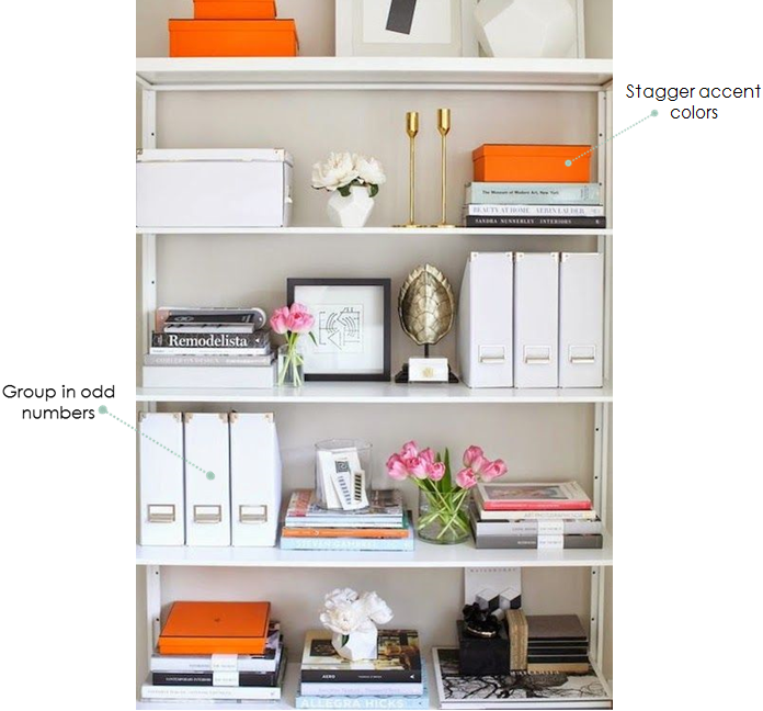 How To Decorate A Bookcase Like A Pro Home Hera