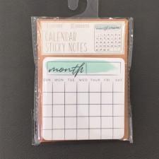 Calendar Sticky Notes