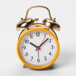 Mustcard Clock