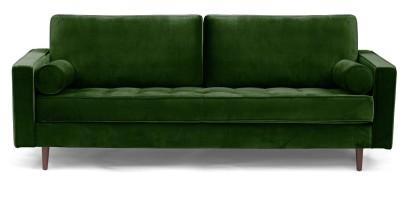 velvet sofa 1
