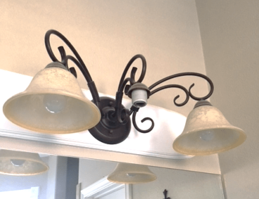 diy industrial lighting. So, It Was Finally Time To Start Looking For Replacement Vanity Lighting. Yay! Diy Industrial Lighting U